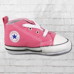 Converse Schuhe First Star Baby Chucks 88871 rosa