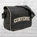 Converse Tasche Flap Reporter Heritage PU Bag dunkelgrau