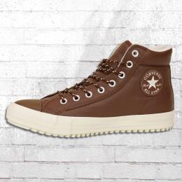 Converse Winter Schuhe Unisex Leder Chucks CT AS Boot 157685 C braun