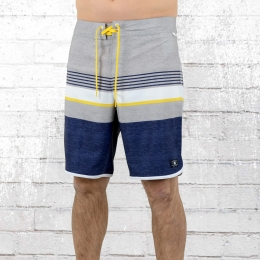 DC Shoes Badehose Battery Park Boardshort grau navy
