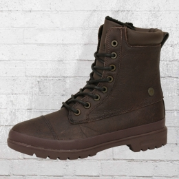 c40b0c82f7eaf4 DC Shoes Womens Amnesti Winter Boots brown chocolate