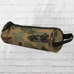 DC Shoes Federmappe Tank 3 Federtasche camouflage