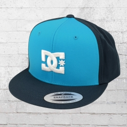 DC Shoes Kappe für Kinder Snappy Yupoong Cap blau