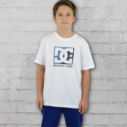 DC Shoes Kinder Shirt Crosscloud Boys T weiss