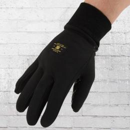 DC Shoes Smartphone Handschuhe Shelter Liner Touchscreen schwarz