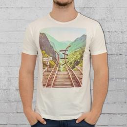 Dirty Velvet Männer T-Shirt Paradise Lost weiss