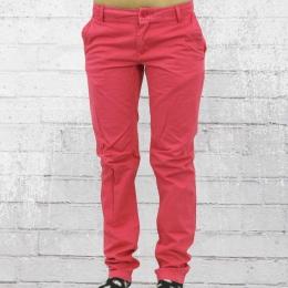 Fuga Womens Chino Trouser Dryes flamingo