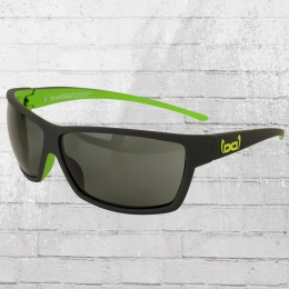 Gloryfy Sonnenbrille Unbreakable G13 matt schwarz grün
