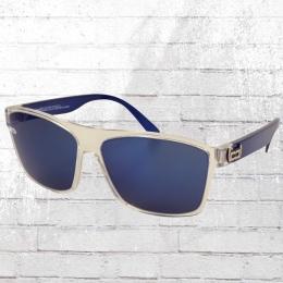 Gloryfy Unbreakable Sonnenbrille Gi2 Dejavu Twice Crystal blau