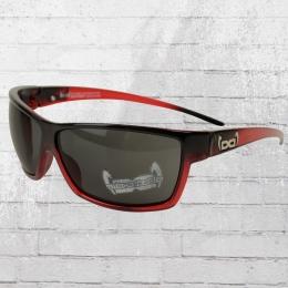 Gloryfy Unbreakable Sonnenbrille G 13 Gradient rot schwarz transparent