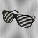 MasterDis Spassbrille Groove Shades XXXL black
