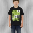 DC Shoes Youths T-Shirt Holly Kids Tee black