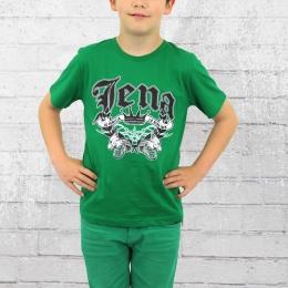 La Vida Loca Jena T-Shirt Kinder kelly grün