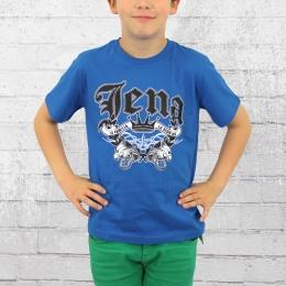 La Vida Loca Kinder T-Shirt Jena blau