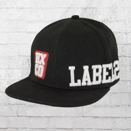 Label 23 BXCO Snap Back Cap schwarz