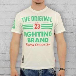 Label 23 Herren T-Shirt Supernatural weiss