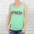 Label 23 Tank Top Damen Gloria Boxing Connection mint
