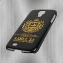 Label 23 Samsung Galaxy S4 Handy Hülle 13098 schwarz