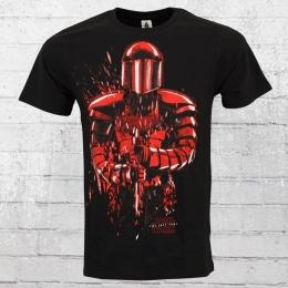 Logoshirt Star Wars Männer T-Shirt Praetorian Guard schwarz