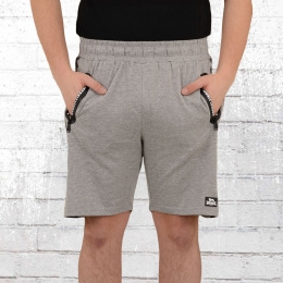Lonsdale London Herren Short Furness grau