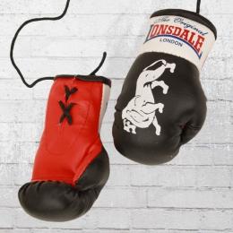 Lonsdale London Mini Box Handschuhe 1 Paar schwarz