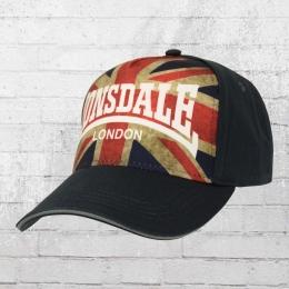 Lonsdale London Mütze Grasmere Union Jack Cap blau