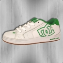 DC Shoes Kinderschuhe Youth Net white gum