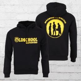 Oldschool Gangster Herren Hoody schwarz