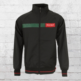 Pelle Pelle Trainingsjacke Finish Line schwarz