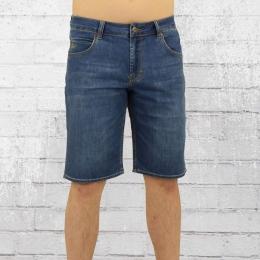 Reell Herren Jeans Short Rafter 2 Stretch mittelblau