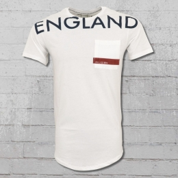 Religion Clothing England T-Shirt Herren weiss