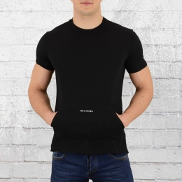 Religion Clothing Herren T-Shirt Paddington schwarz
