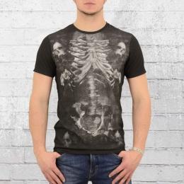 Religion Clothing T-Shirt Herren Heavenly Deadly schwarz