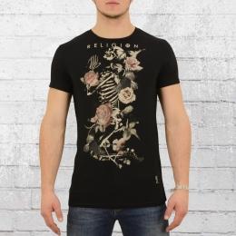 Religion Clothing T-Shirt Herren Pray schwarz