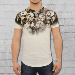 Religion Clothing T-Shirt Männer Wild Night weiss