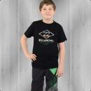 Billabong Kinder T-Shirt Sapriss Boys schwarz