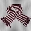 Merc London Schal Lisa plum