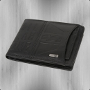 Billabong Männer Leder Geldbörse Scope Wallet schwarz
