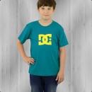 DC Shoes Star Kids T-Shirt caribean blue