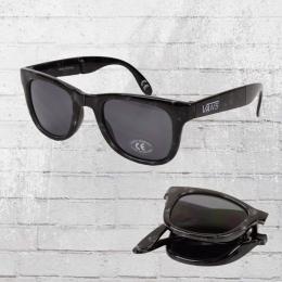 VANS Sonnenbrille Foldable Spicoli Tonal Palm schwarz