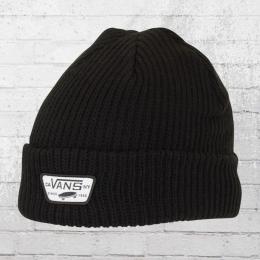 VANS Wintermütze Mini Full Patch Beanie schwarz