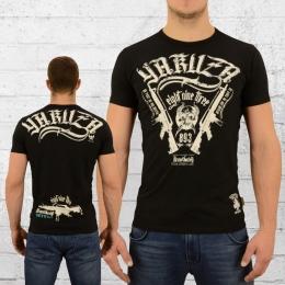 Yakuza Herren T-Shirt Armed Society schwarz
