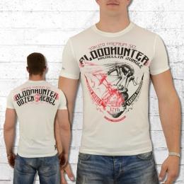Yakuza Premium Herren T-Shirt Bloodhunter weiss