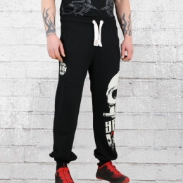 Yakuza Premium Männer Jogginghose Rude Life schwarz