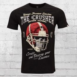 Yakuza Premium Männer T-Shirt Crusher schwarz