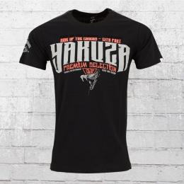 Yakuza Premium Männer T-Shirt Fallen Heroes schwarz