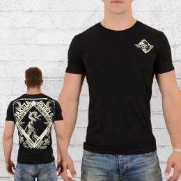 Yakuza Premium Männer T-Shirt Incognito Squad schwarz