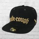 Yakuza Premium Snapback Cap Rude And Rough Kappe schwarz