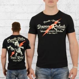 Yakuza Premium T-Shirt Herren Create and Destroy schwarz
