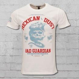 Yakuza Premium T-Shirt Herren Mexican Dust 2210 weiss